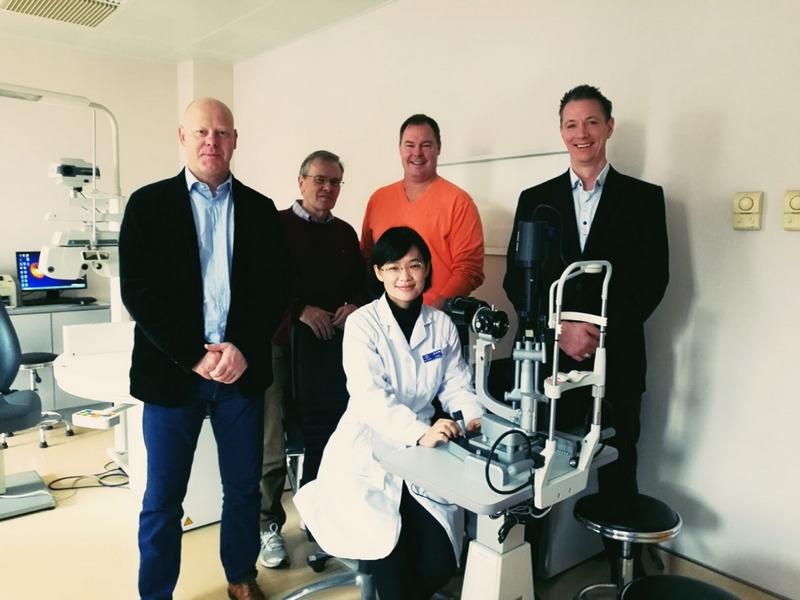 Agopuntura Boelpartner ufficiale nella ricerca scientifica in agopuntura per la cura delle malattie degli occhi