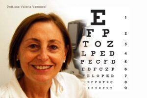 Valeria Vannucci oculista