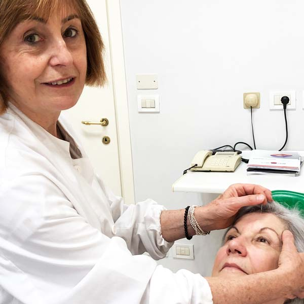 Oculista Valeria Vannucci- Agopuntura per le patologie oculari- Bologna